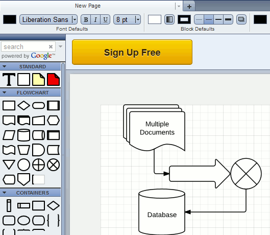 lucidchart an alternative to ms visio - Visio Opensource