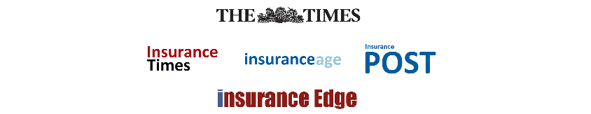 featured in insurance times, insurance age