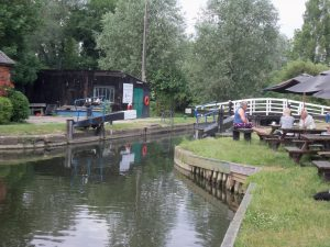 canal and locks