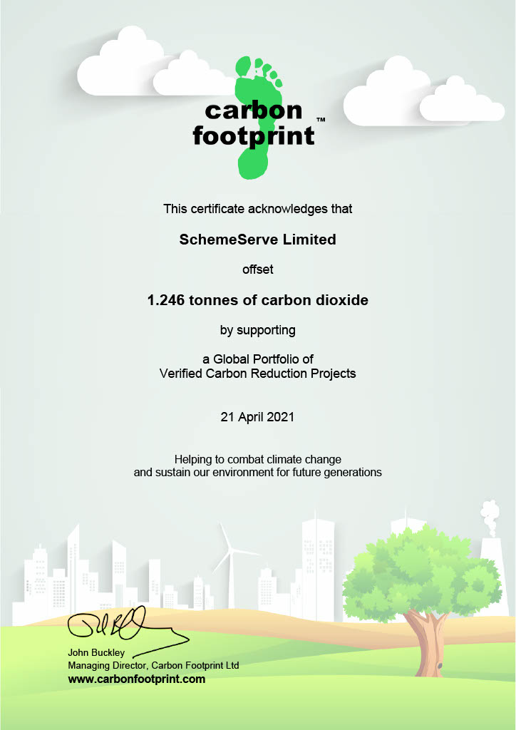 Carbon-Footprint-certificate1024_1 - insurance rating engine
